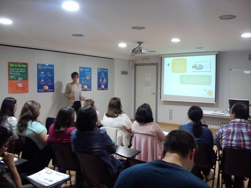Nuttralia participa en el Curso de Mesoterapia realizado en el Colegio de Enfermería de Valencia