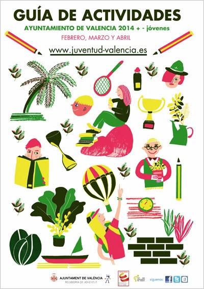 Nuttralia imparte dos cursos sobre alimentación y nutrición a través de la Regidoría de Juventud de Valencia