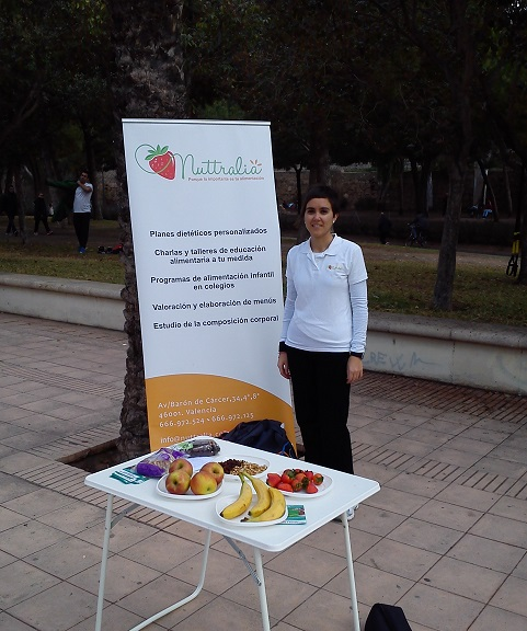 Nuttralia participa en el Training Day