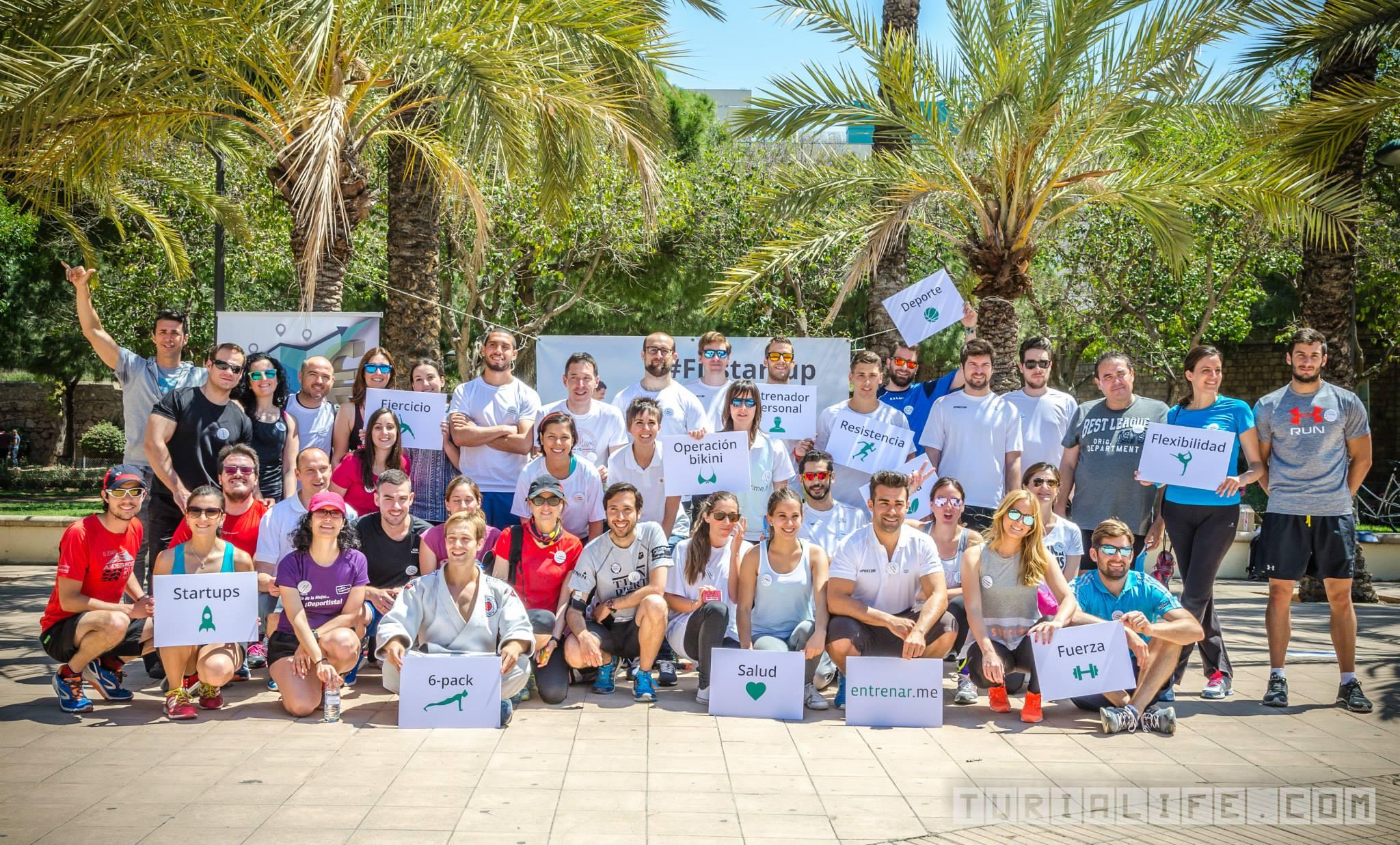Nuttralia participa en el 2º #fitstartup dirigido a periodistas