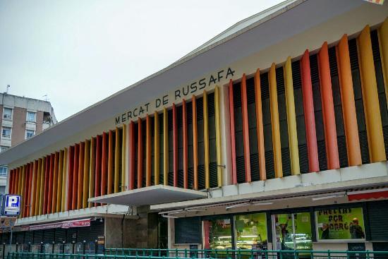 El Colegio Jaime Balmes realiza el Circuito Nutritivo en el Mercado de Ruzafa