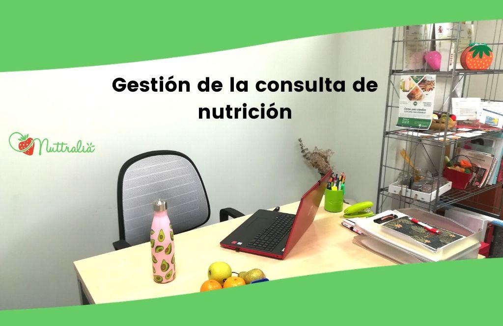 Cómo gestionar mi empresa de nutrición