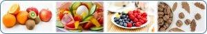 Frutas y verduras - Nuttralia