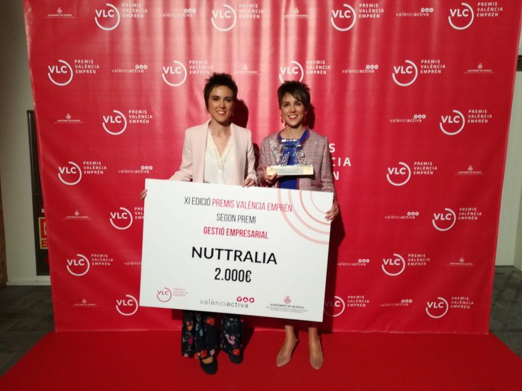 Premio alimentación emprendimiento - Nuttralia