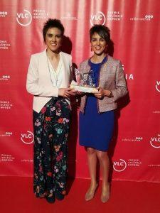 Premio alimentación VLC emprendimiento - Nuttralia