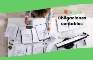 Las obligaciones contables como nutricionistas