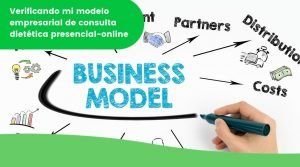 Verificando mi modelo empresarial de consulta dietética presencial-online