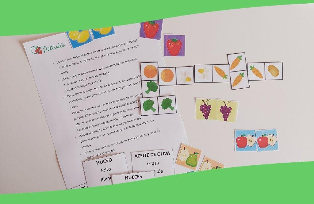 Estrategias educativas para enseñar sobre alimentación a niños/as y adolescentes